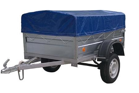 Автомобильный прицеп с тентом 71621 (Бюджетный)