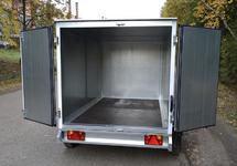 Автомобильный прицеп - фургон ССТ-7132-19 двухосный